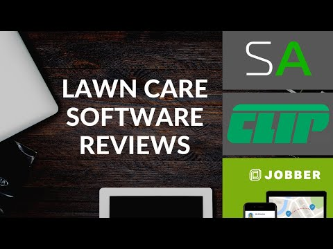 Lawn Care Software Reviews