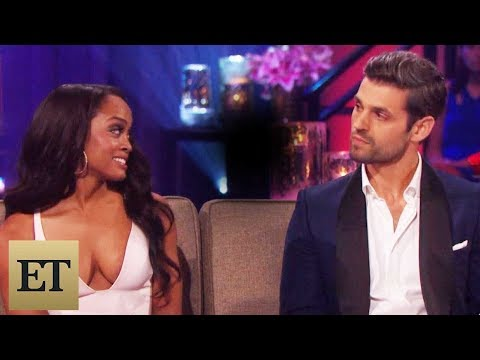 The Bachelorette Rachel Lindsay Tells Ex Peter Kraus Bachelor Franchise Is 'Not For You'