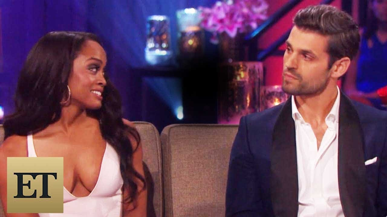 The Bachelorette Rachel Lindsay Tells Ex Peter Kraus Bachelor Franchise Is Not For You