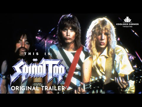 This is Spinal Tap |  Reissue trailer [HD] |  Coolidge Corner Theater
