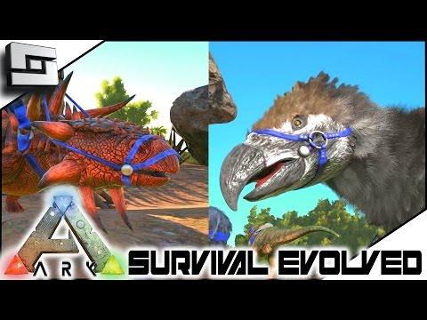 ARK: Survival Evolved - NEW ANKY! NEW ARGY! S3E16 ( Gameplay )