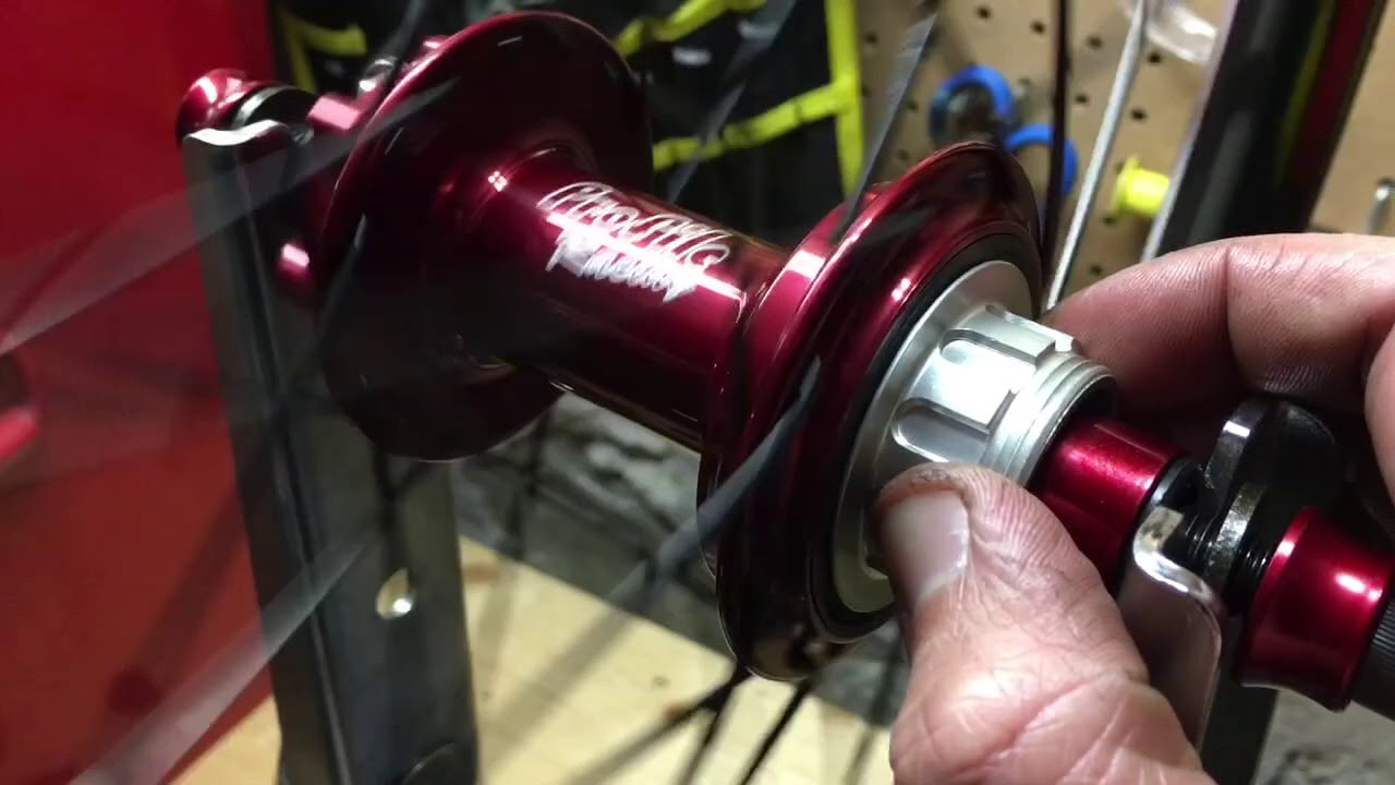 Profile Elite MTB Hub Sound Clicky Noise
