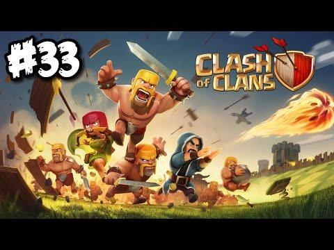 Clash Of Clans #33 - Level 4 Archers! 100% Archer Attack Strategy + Clan War Defense