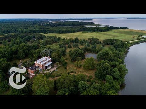 Russian Mansions: Retreats Or Spy Nests? | The New York Times