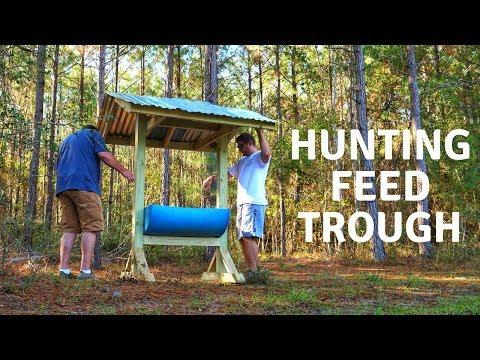 5 DIY Deer Feeder Plans: Easy Homemade