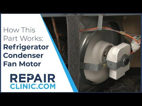 How it Works - Refrigerator Condenser Fan Motor