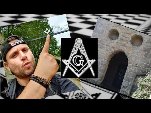 I Went Into A Haunted Freemasons Masonic Temple Guys Cliffe House