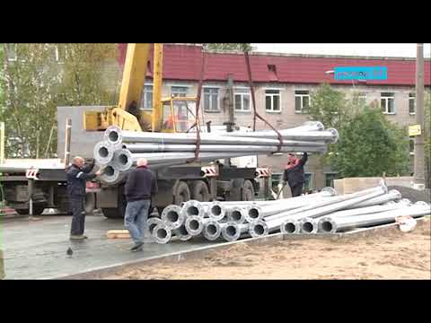 Новую дорогу на проезде Сибиряковцев в Архангельске сдадут раньше срока