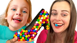 Sweet shoes song for kids by Maya and Mary