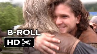 Seventh Son B-ROLL (2015) - Kit Harington, Jeff Bridges Movie HD
