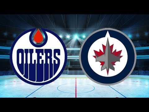 Edmonton Oilers vs Winnipeg Jets (0-5) – Dec. 31, 2017 | Game Highlights | NHL 2017/18