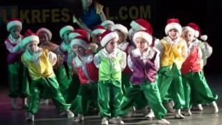 Танец Белоснежка и семь гномов