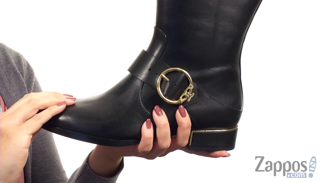 1ffa28af0 Tory Burch Sofia Riding Boot SKU  9000704 - YouTube