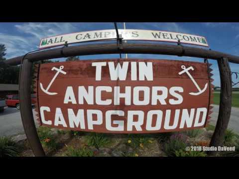 Twin Anchors Campground Colo Iowa 2018