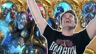 (Hearthstone) Freedom from Uther of the Ebon Blade
