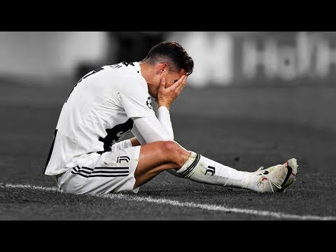 When Cristiano Ronaldo Tear Up In Football - Motivational Video 2019