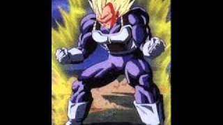 Vegeta Power Up Theme Song