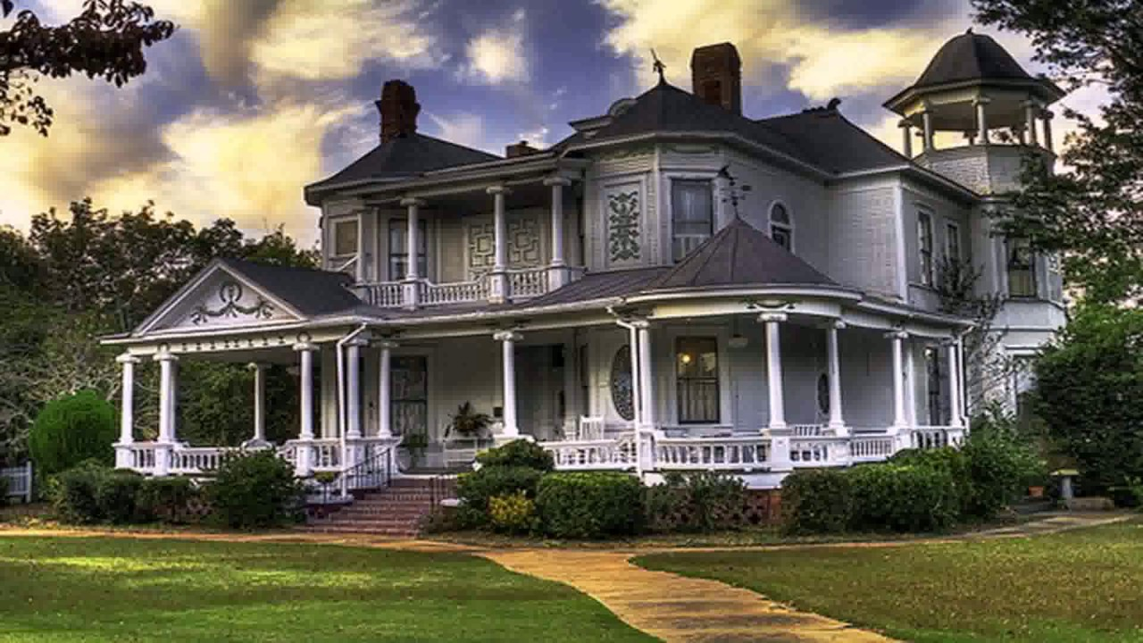 Southern Style House Interiors Youtube