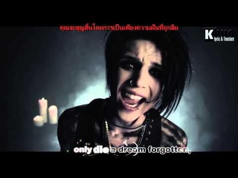 [Karaoke] Black Veil Brides - COFFIN [Lyrics & Thai Sub]