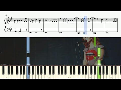 Lana Del Rey - Love - EASY Piano Tutorial + SHEETS