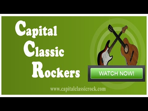 Edmonton Capital Classic Rockers Compilation