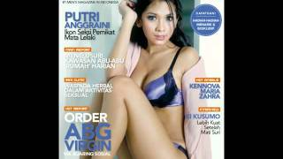 Putri Anggraini Sexies POPULAR COVER September 2011