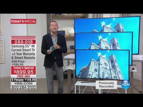 HSN | Samsung Electronics 06.04.2017 - 05 AM