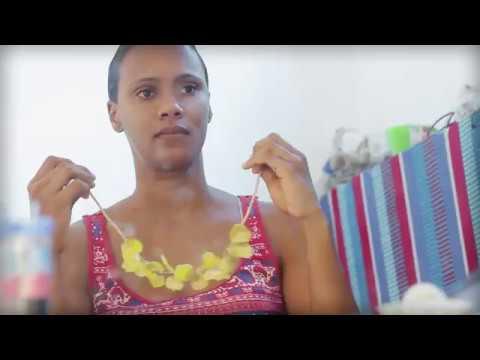 KOKOworld: Biojoias - biżuteria z rybich łusek z Wysp Zielonego Przylądka