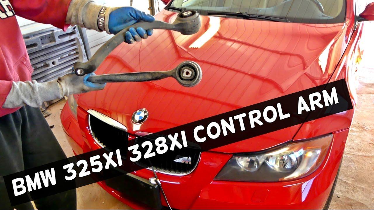 Bmw E90 E92 E93 Front Control Arm Replacement 325xi 328xi 335xi Youtube