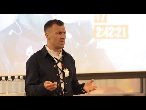 Talks at GOOGLE: Моя история - как бегать и достичь цели! О проблемах в беге и Бостонский марафон!