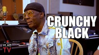 Crunchy Black on Juicy J Fining Him If Drugs Got in the Way of Business (Part 3)