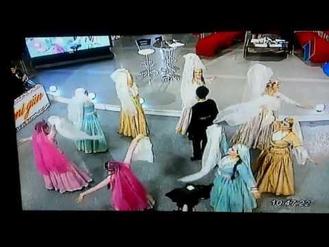 Arshin Mal Alan Azebaijan dance - CHINAR dance ensamble of Azerbaijan