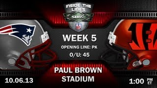 New England Patriots vs Cincinnati Bengals NFL Week 5 Preview | 2013 NFL Picks w/ Troy West, Loshak