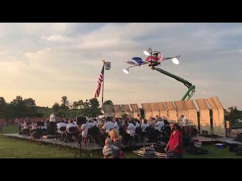 Chord Lagu Youre A Grand Old Flag Us Air Force Concert Band Video