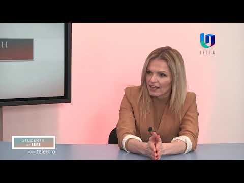 TeleU: Adrian Orza la Studenții de ieri cu Silvia Gherasim