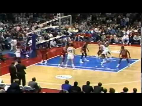 1989-90 Bulls vs. Sixers (6/7)