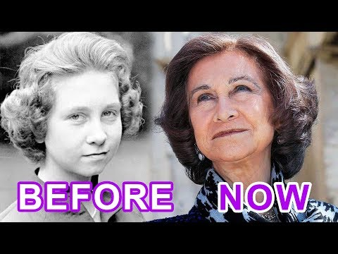 WOMAN and TIME: Queen Sofia of Spain