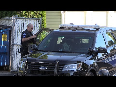 Video: Suspect Arrested in Credit Union Robbery