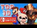 Top 10 Nintendo Switch Games (2017)