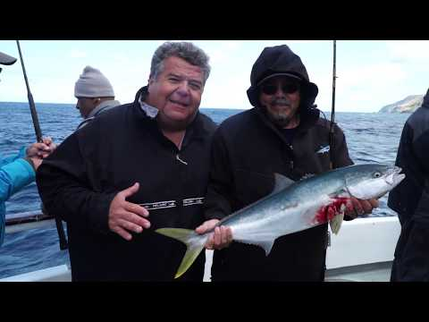 Fishing At San Clemente Island Aboard The Toronado