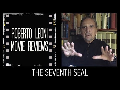 THE SEVENTH SEAL - movie review by Roberto Leoni Eng sub