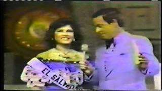 Miss Universe 1975 Interview 2/2