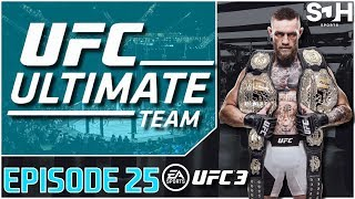 EA SPORTS UFC 3 - Ultimate Team - Episode 25 Pack Opening & Tokens