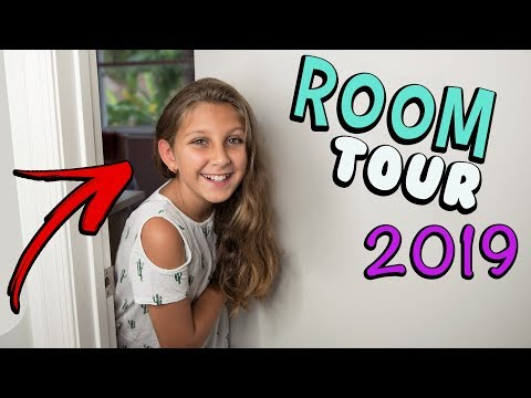 ROOM TOUR 2019 - I show you guys my squishy and slime collections