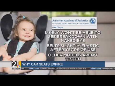 Why Car Seats Expire