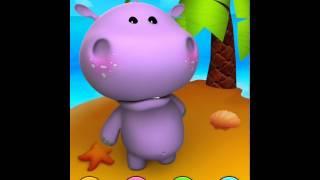 Talking Hippo on iPad