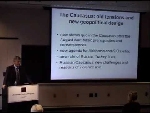 The Caucasus: Old Conflict and New Geopolitical Design
