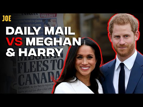Why Is The Daily Mail So Obsessed With Harry And Meghan?