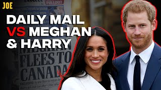 Why is the Daily Mail so obsessed with Harry and Meghan? screenshot 5