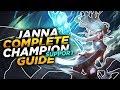 JANNA: BLOW THEM AWAY - League of Legends Champion Guide